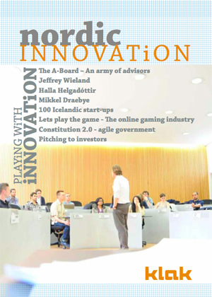 Playing with innovation: Nordic Innovation eMag